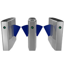 Chiny High Speed ​​Access Control Gatestile Gate, RFID Card Brap Barrier Gate Bridge Type fabryka